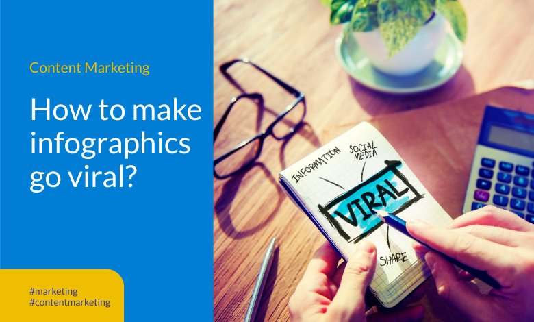 How to make infographics go viral