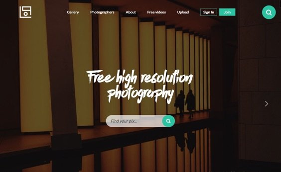 Life Of Pix Free Stock Photography website
