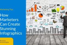 How Marketers Can Create Stunning Infographics