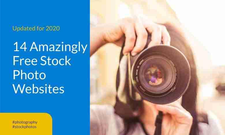 14 Amazingly Free Stock Photo Websites