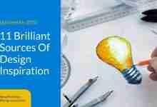 11 Brilliant Sources Of Design Inspiration