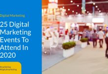 25 Digital Marketing Events To Attend In 2020