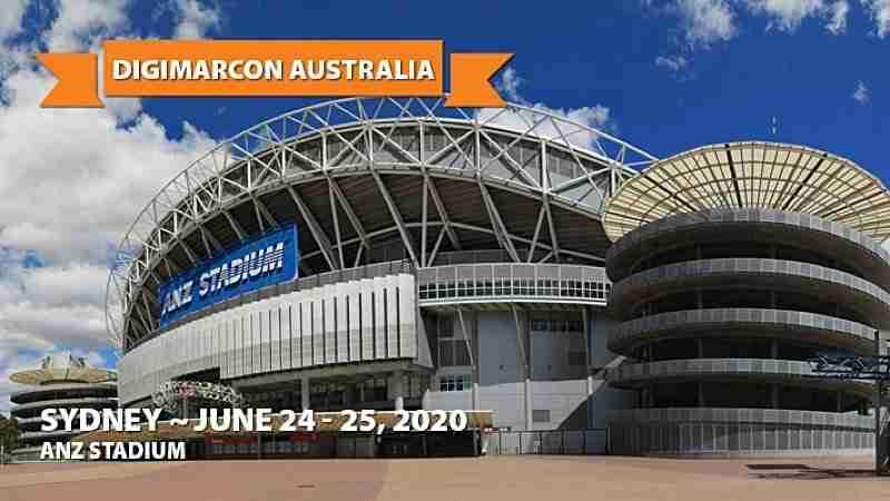 DigiMarCon Australia & NZ 2020   June 24 - 25   Sydney, Australia