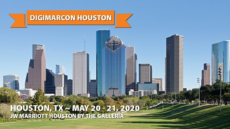 DigiMarCon South 2020 | May 20 - 21 | Houston, TX