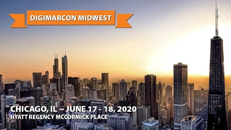 DigiMarCon Midwest 2020 | June 17 - 18 | Chicago, IL