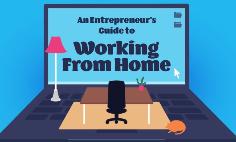 Entrepreneurs Guide To Working From Home