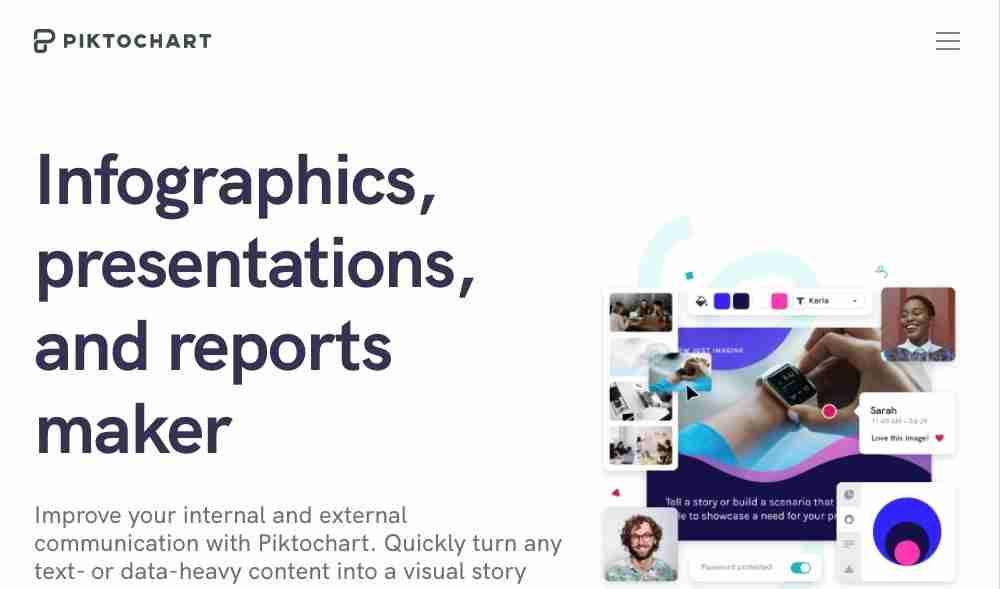 Piktochart Infographic Maker