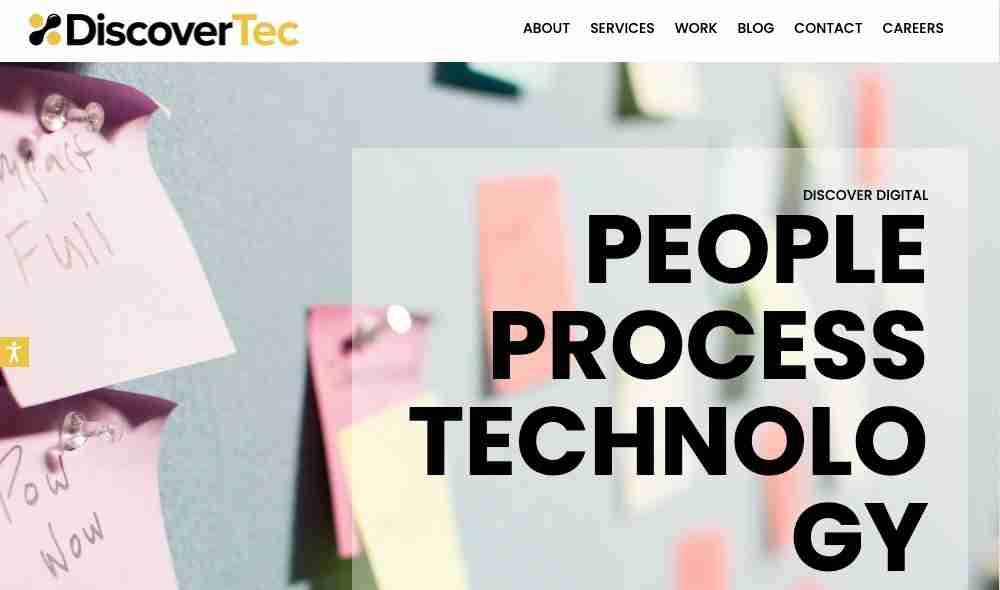 Discovertec website