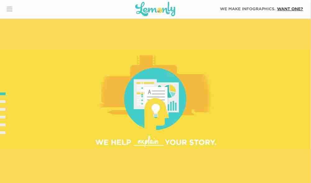 Lemonly Infographic Design Agency