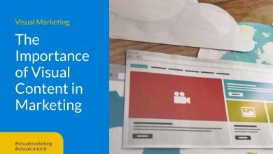 Visual marketing strategy image
