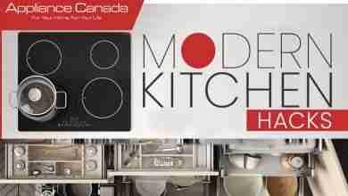 Modern Kitchen Hacks
