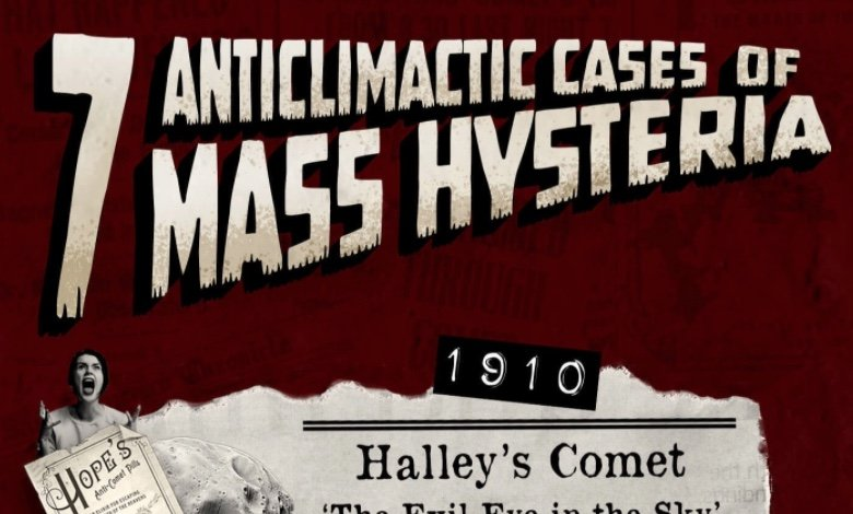 Examples Of Mass Hysteria