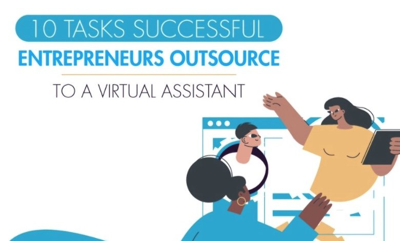 Outsource to a Virtual Assistant